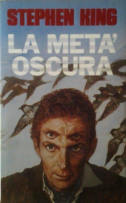 The Dark Half by Stephen King.  Italian edition.  Happy birthday