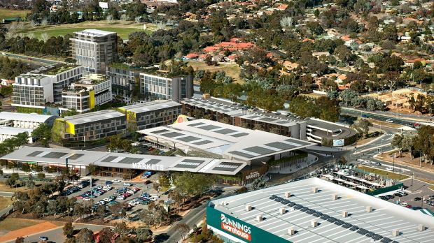 Potential buyer found for iconic Belconnen Fresh Food Market site