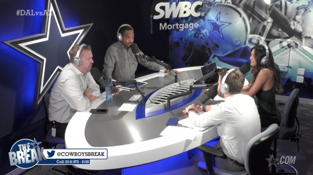 .@CowboysBreak continues to look ahead to Monday's Cowboys-Cardinals matchup. #DALvsAZ  ��: https://t.co/2mcO6vWol2 https://t.co/B749vhfAdW