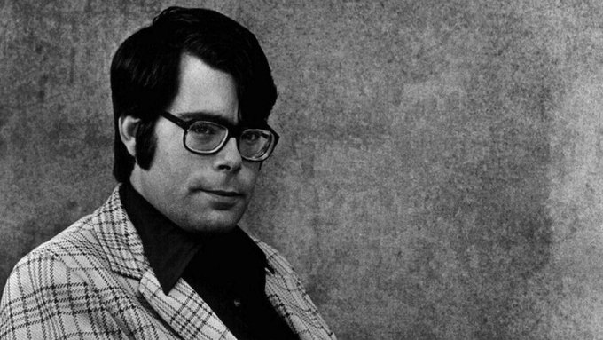 Happy birthday to the one and only Mr. Stephen King!!