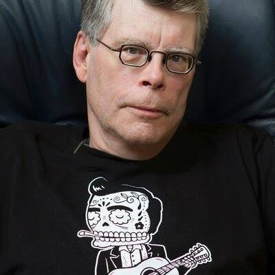 Happy 70th Birthday today to Stephen King  ! !  Nobody can SCARE better than you ! ! :-)