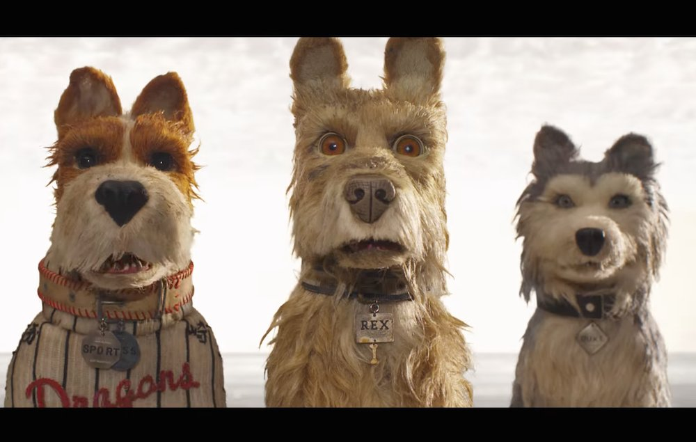 Watch the first trailer for new Wes Anderson stop-motion film 'Isle Of Dogs' https://t.co/Zf1j8udLNS https://t.co/mUwgh42EP1
