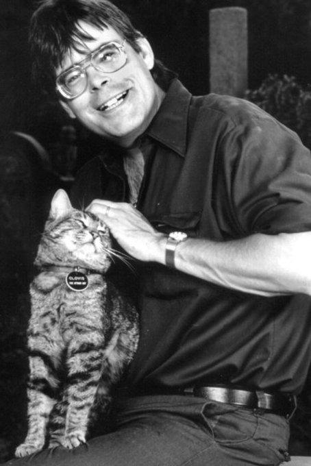 Happy birthday to Stephen King