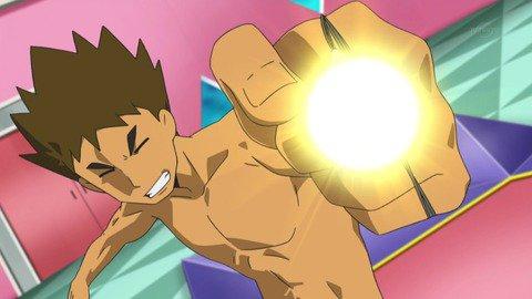 【ポケモン サン&ムーン】第43話 感想 半裸対決はタケシの勝ち!【ポケットモンスター】:あにこ便 #anipoke