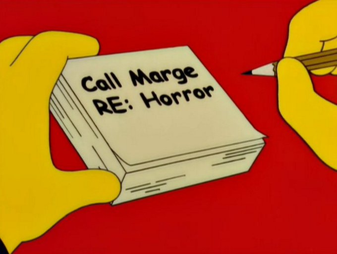 Happy birthday, Stephen King. Hope you remembered to call Marge.