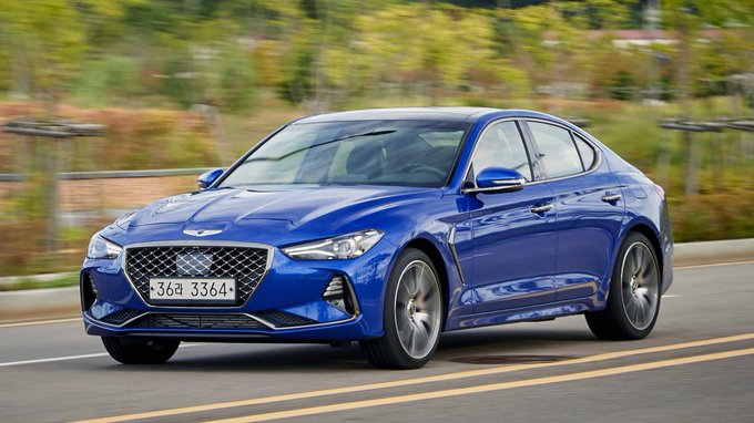 @TheRealAutoblog: What it's like to drive the @GenesisUSA G70 https://t.co/6pqgjsVkas https://t.co/uM2amnPjiZ