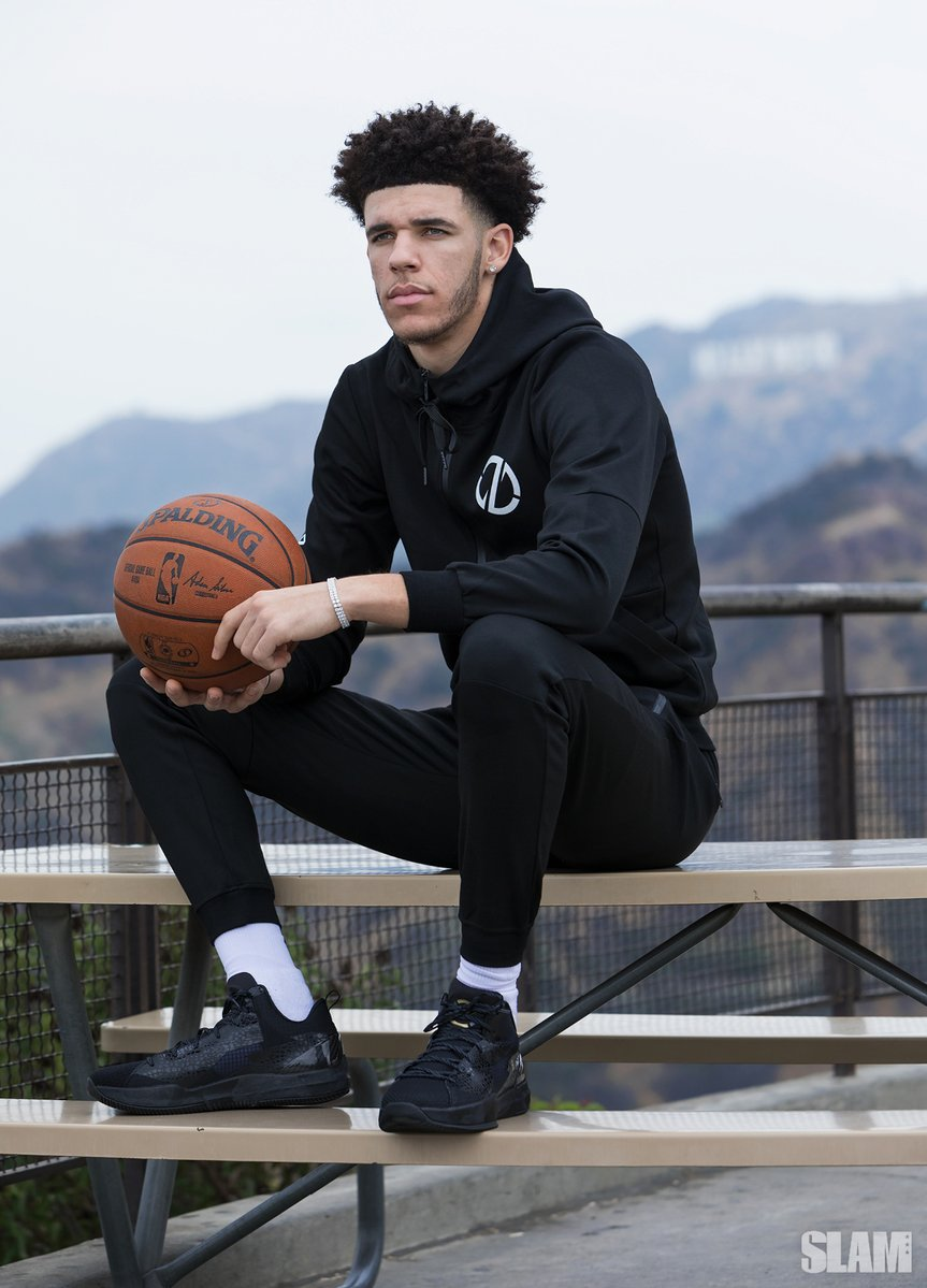 Lonzo Ball and Big Baller Brand unveil redesigned ZO2 Prime https://t.co/v7Hm85X5LC https://t.co/jh3lL4uaxl