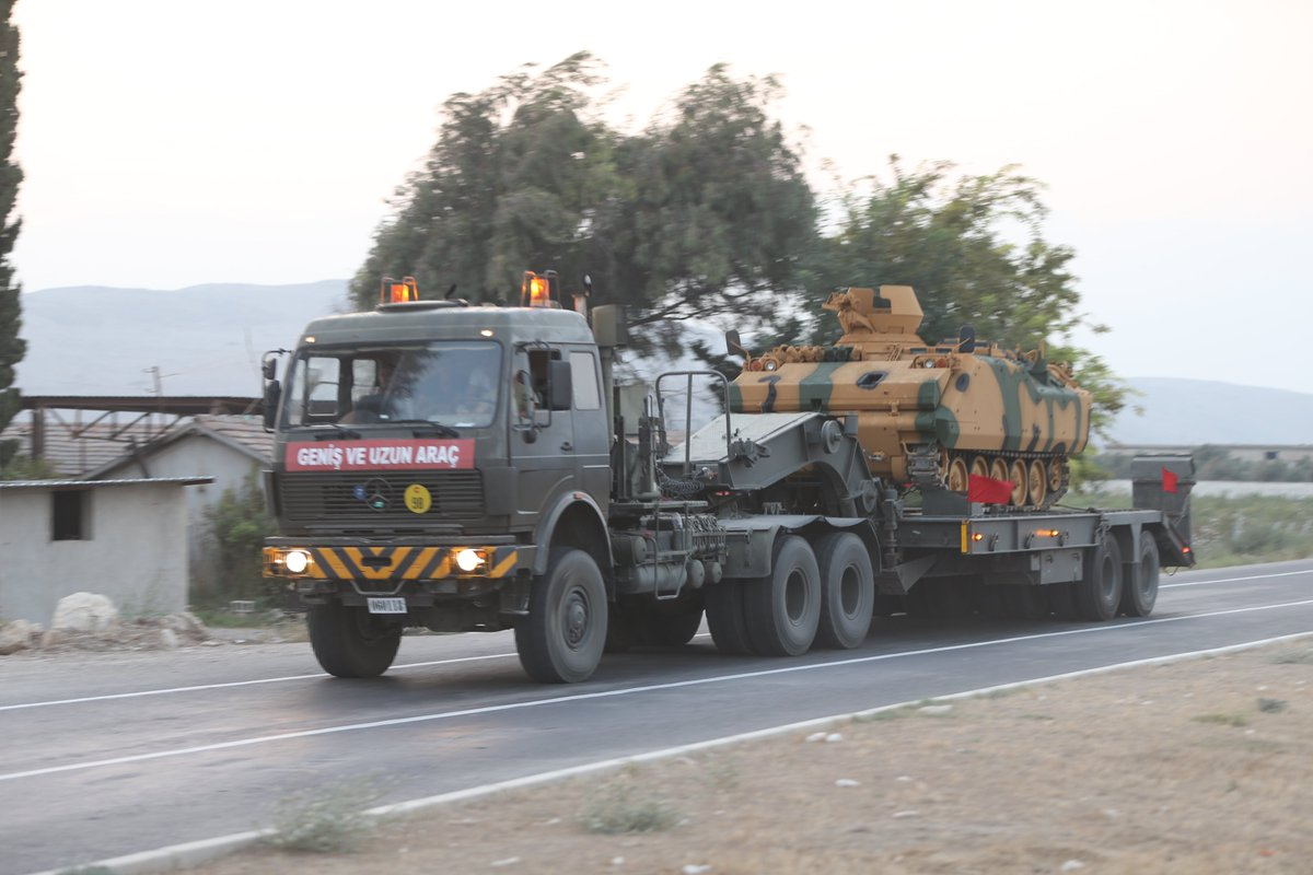 Турция введет войска в Идлиб. Борис Рожин. [22.09.2017]