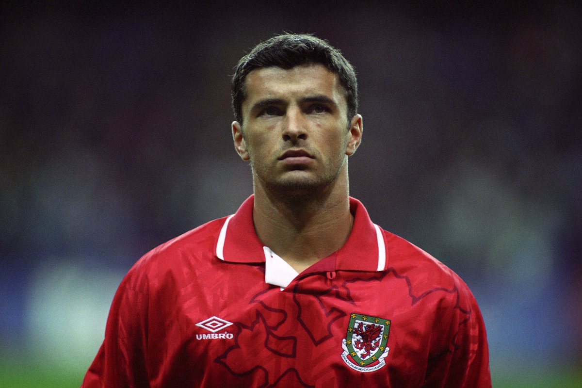 Gary Speed is apparently being inducted into the National Football Museum's Hall of Fame..Well deserved, R.I.P🙏