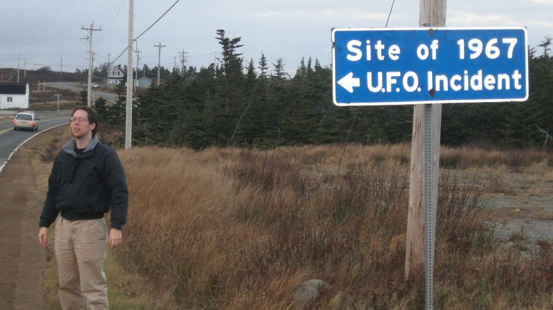 Still no clues what really happened, 50 years after Canada's best-documented UFO sighting