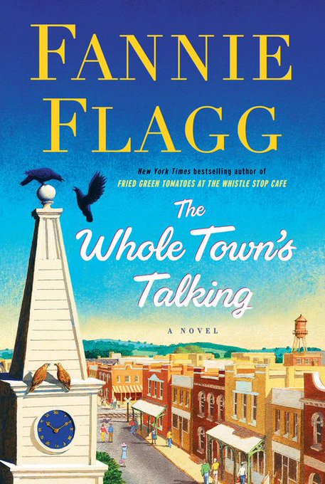 Happy Birthday to all-star author Fannie Flagg!