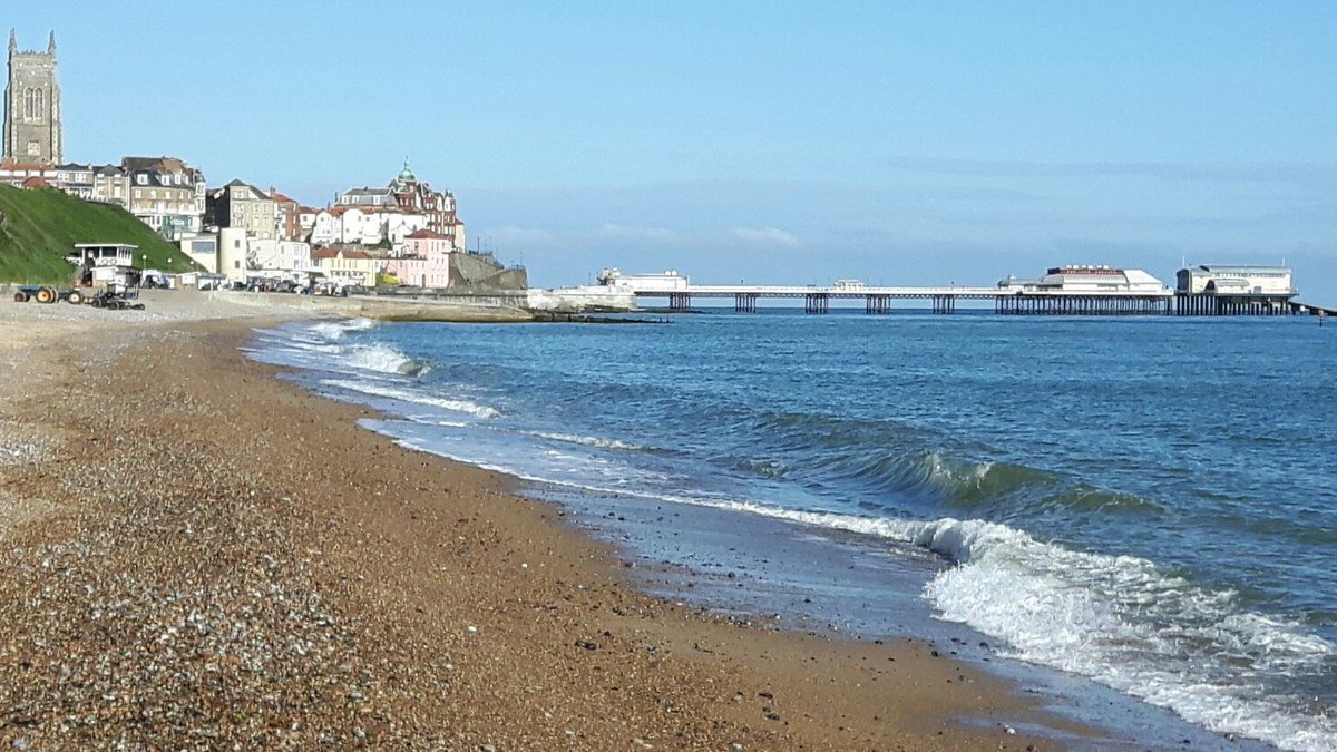 test Twitter Media - It looks as if this could be the last warm weekend this summer in #Cromer #Norfolk according to the weather forecasters, come and enjoy it! https://t.co/Lma7cZwwuq