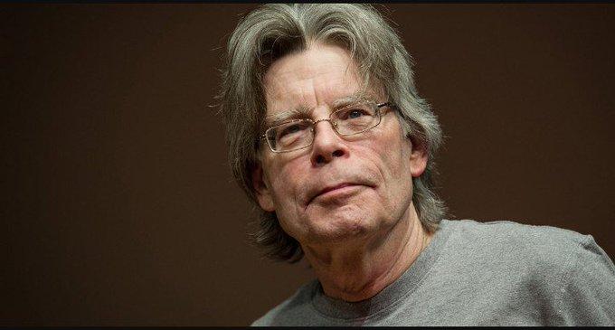 Happy birthday to Stephen King.