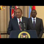 Pres. Kenyatta accuses Supreme court of subverting the will of the people