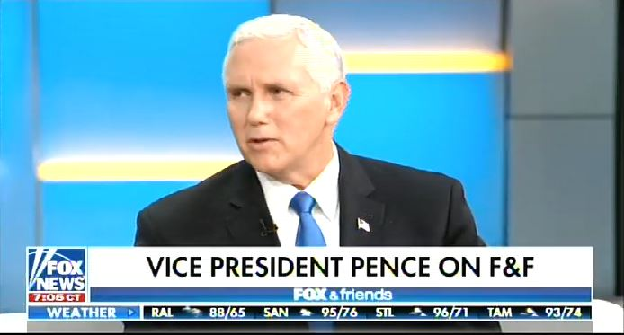 NEW! Mike Pence erroneously credits Thomas Jefferson with small government quote
