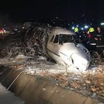 Istanbul's Ataturk airport closed after jet crashes on runway: Report