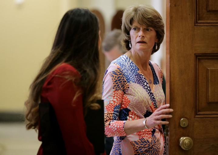 Report GOP would buy off Murkowski's vote by letting Alaska keep Obamacare