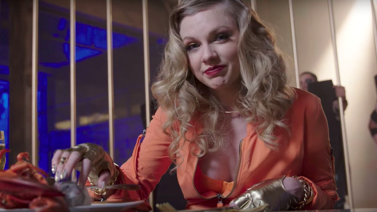 Taylor Swift Bonds With A Rat In Her Latest Behind-The-Scenes Video