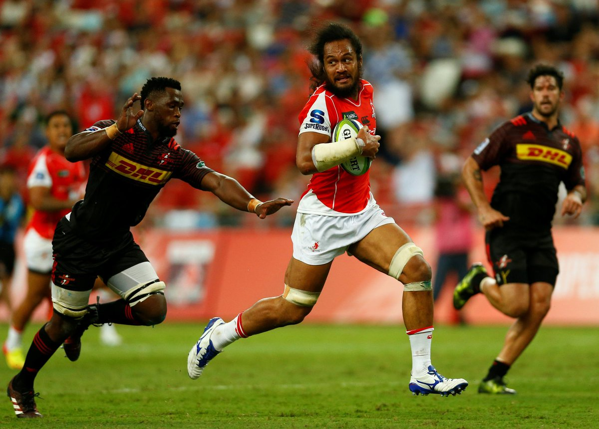 Sunwolves drawn in Australian Super Rugby conference