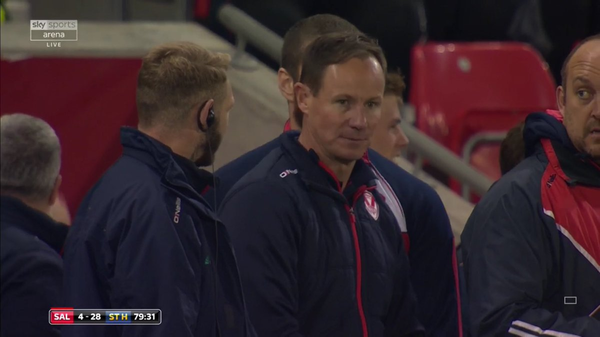 #Super8s #SLSalStH What a job this guy has done since taking charge a...