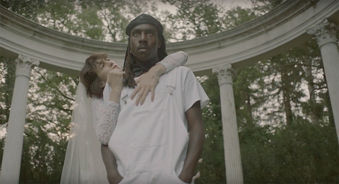 @itsnicethat: Charlotte Gainsbourg stars and directs her latest video, featuring Dev Hynes > https://t.co/EE0YvqtLeJ @cgainsbourg https://t.co/LI6cUFeIRG