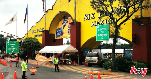 �� Six Flags México llevará ayuda a #Morelos https://t.co/oVHbfi46n4  #MorelosEstaDePie https://t.co/BhGZ38CjDz