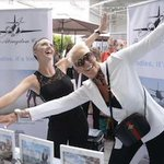 BERGMAN STYLE LOUNGE SIZZLES AGAIN FOR THE 69TH EMMY AWARDS
