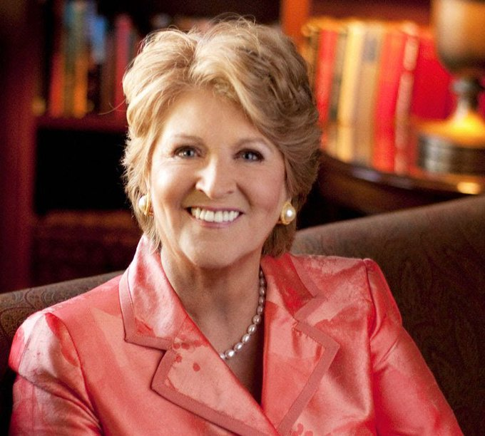 Fannie Flagg is 73. Happy Birthday!