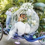 This Couple's Enchanting Disneyland Wedding Will Leave You Spellbound