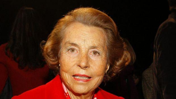 L'Oreal heiress Liliane Bettencourt dies aged 94