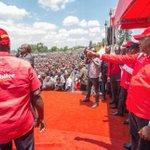 Raila allies in North Rift urged to ditch NASA and back Uhuru