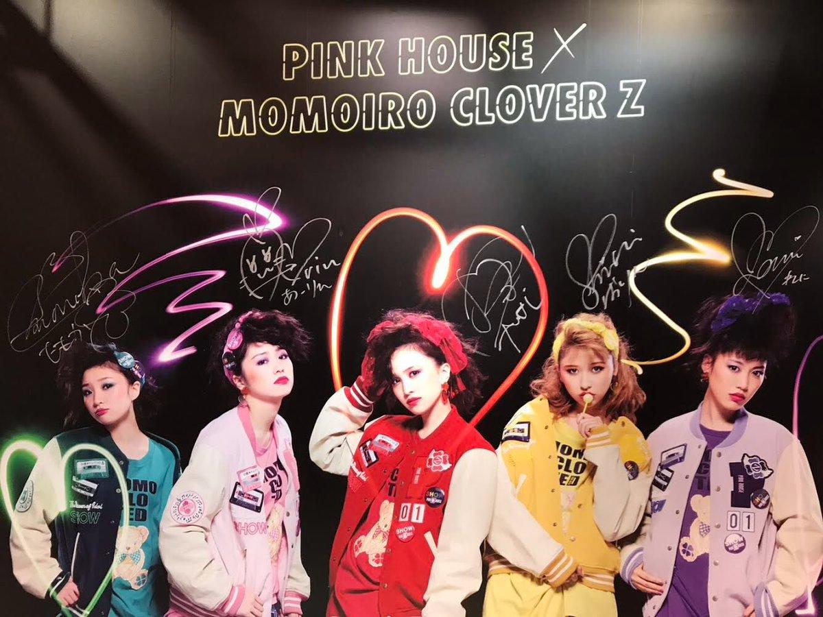 【芸能】ももクロが「ピンクハウス」を着用、伊勢丹新宿店でファッションショー開催 [無断転載禁止]©2ch.netYouTube動画>1本 ->画像>176枚