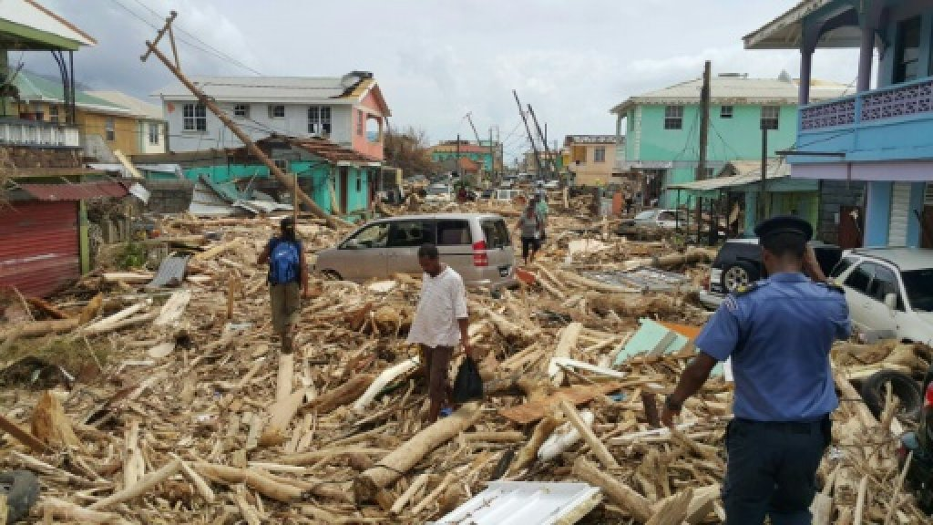 Hurricane Maria left over 15 dead in Dominica: prime minister