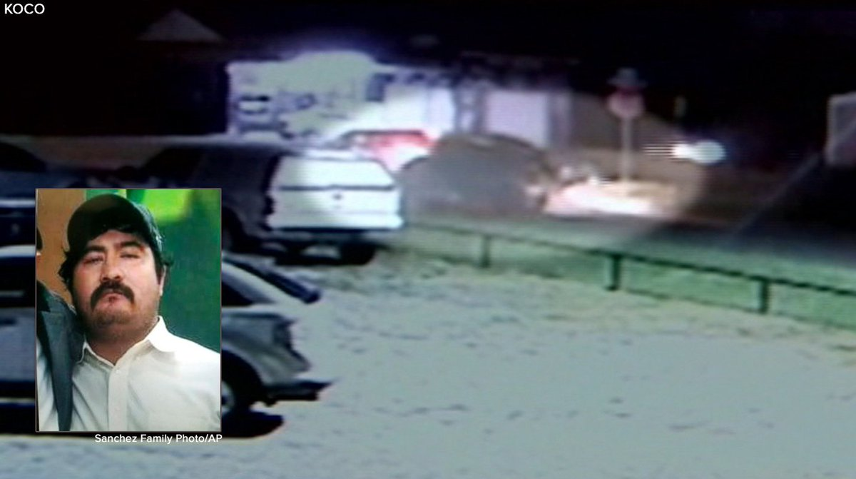Police shoot and kill Oklahoma City man as neighbors shout that he is deaf.