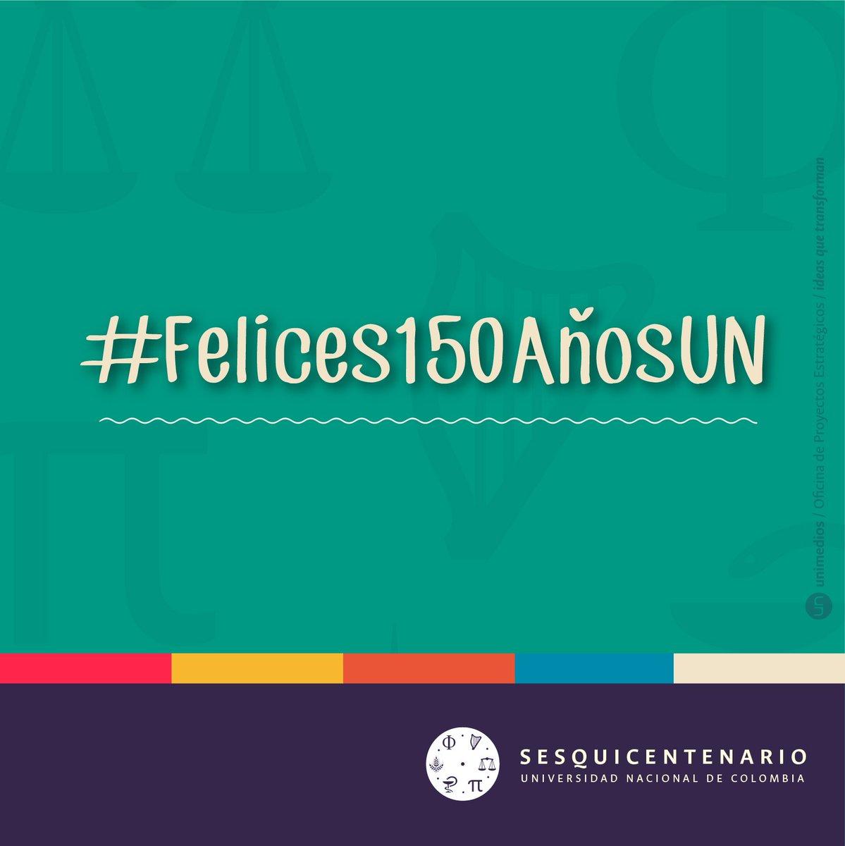 150 años, 8 sedes, 53 mil estudiantes, 3 mil profesores, 1100 grupos d...