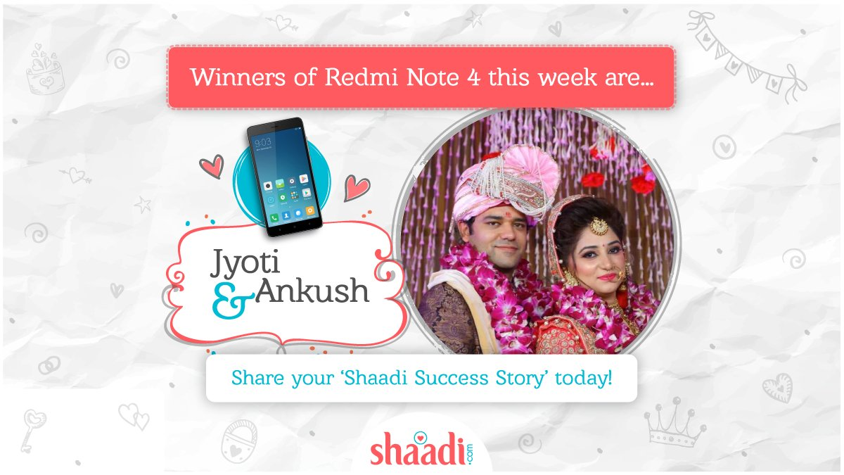 test Twitter Media - Congratulations to the weekly winner of #RedmiNote4! Even you can win one, participate today: https://t.co/0dQoUnu3hT #ContestAlert #Contest https://t.co/NeNk61laaL