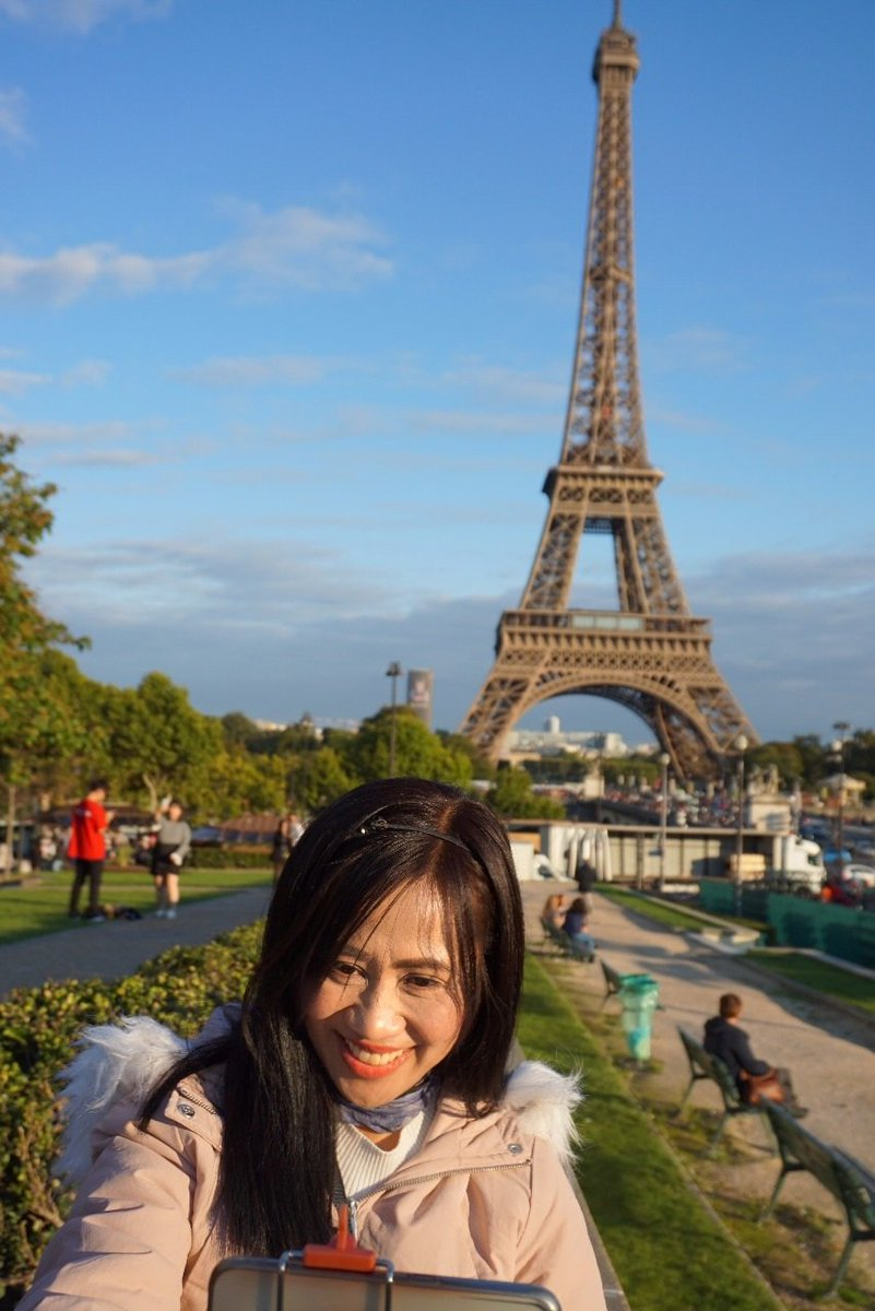 #Eiffel in #love with you #Paris ❤❤