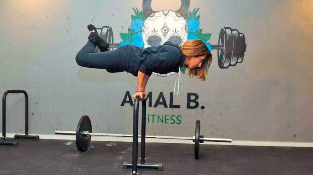Meet Amal, the first Saudi woman CrossFit coach