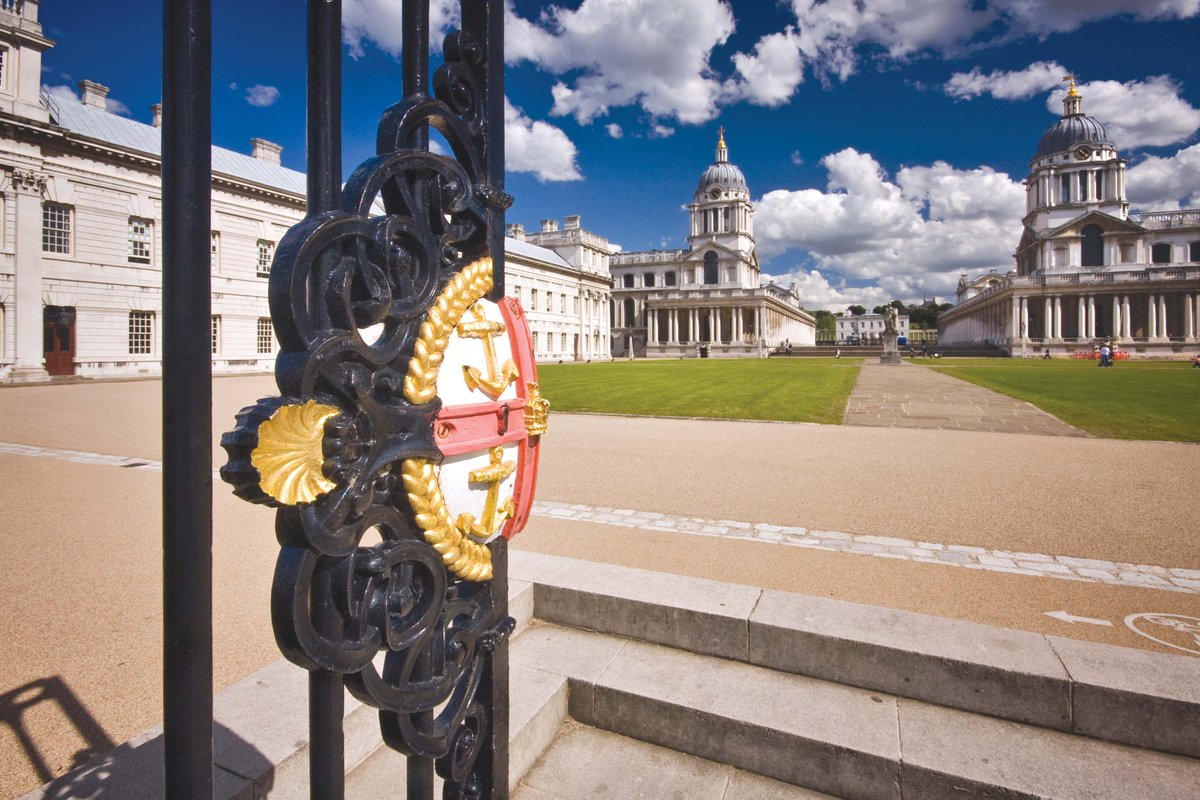 Old Royal Naval College Where To Practise Mindfulness in London