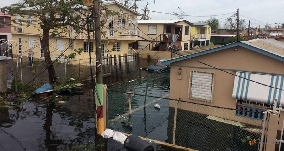 Hurricane Maria churns towards Turks and Caicos, death toll mounts
