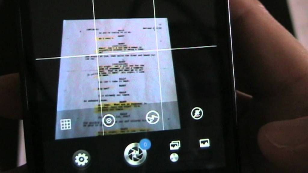 How to Scan Documents Using Your Smartphone