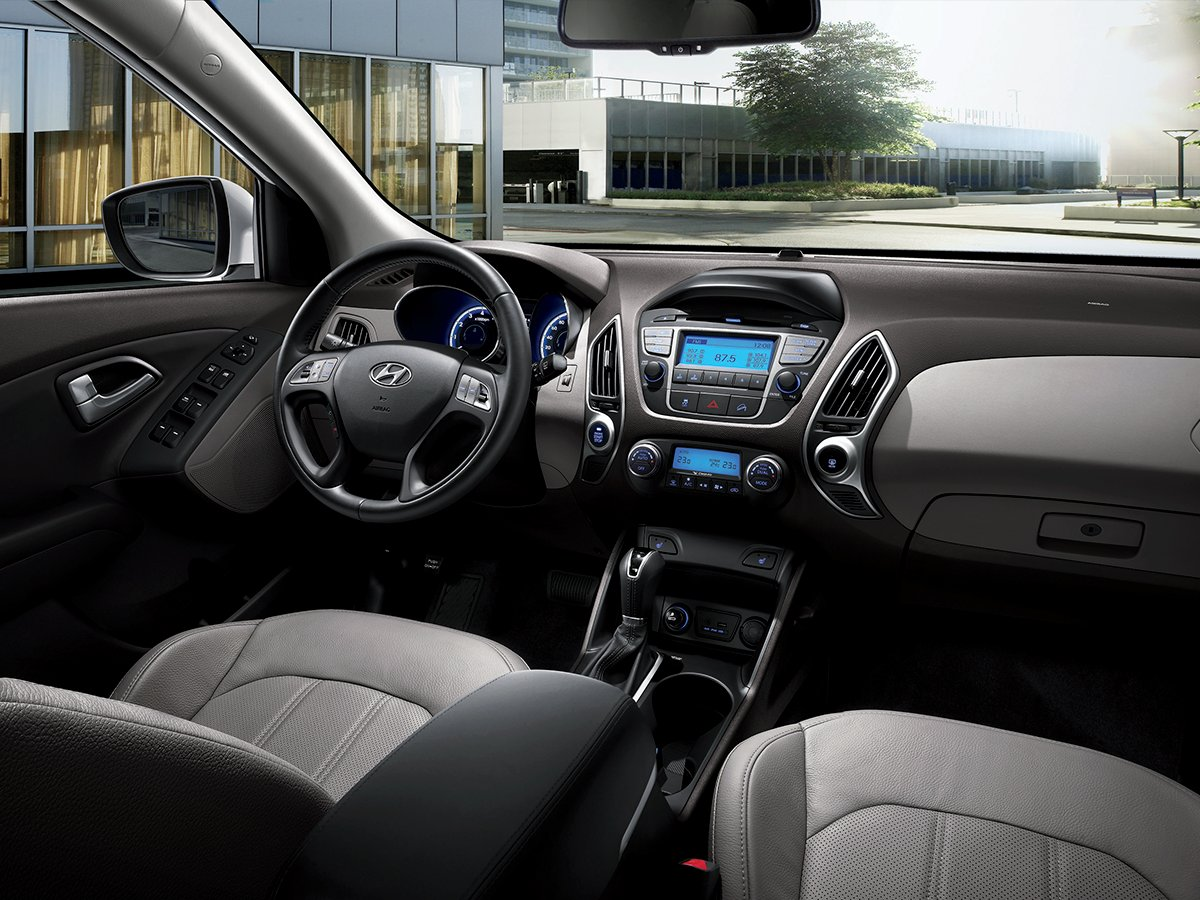Sit back, relax and enjoy the ride.  #Tucson #Hyundai #HyundaiMEA #Cars #Lifestyle htt ...