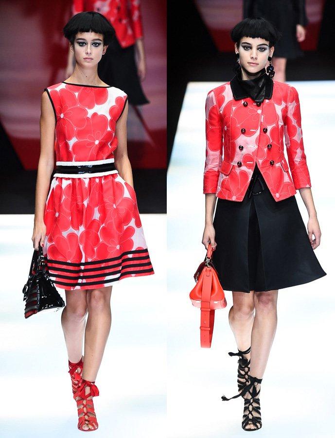 RT @fashionpressnet: ジョルジオ アルマーニが先ほどミラノで発表した新作コレクション  全ルック公開 https://t.co/2TVgGLqvWK https://t.co/byV4uS6ypO
