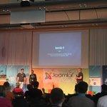 RT @sanderpotjer: #Joomla 4 by @MIT5O5 & @laoneo at #jd17de https://t.co/CY3U5b48Hp