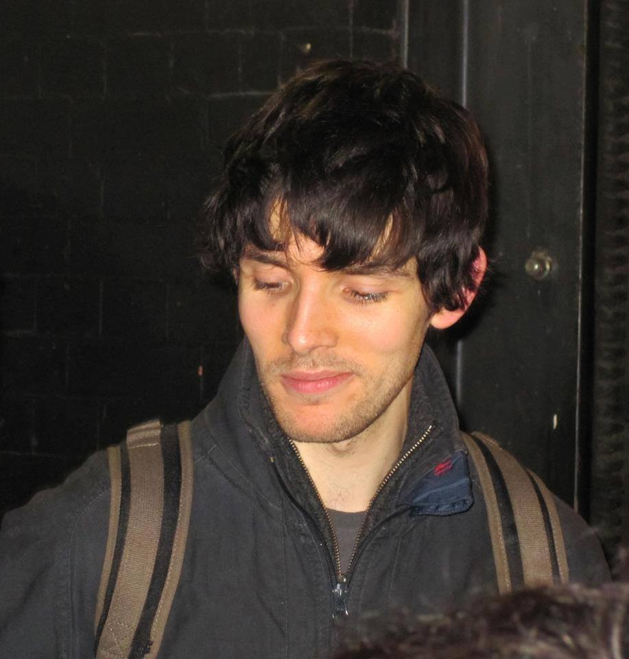 Colin morgan twitter