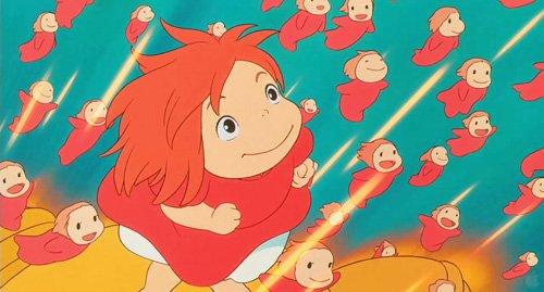 金曜ロードショーにて。スタジオジブリ制作の長編アニメーション映画。監督は宮崎駿。宮崎の長編監督作品としては2004年の『