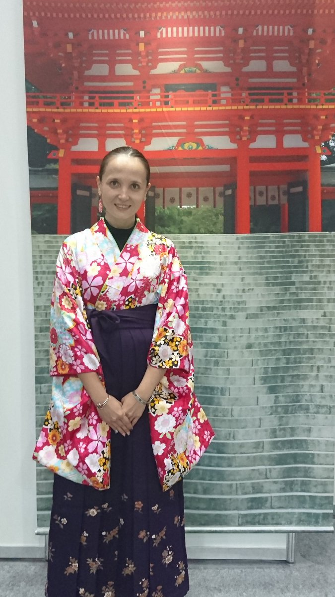 #ツーリズムEXPOジャパン2017  #近江神宮の着物体験 が、日曜日まで東京へ出張中❗あの楼門の前で記念写真📸 海外