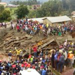 Kapsabet collapsed building victims rescued