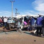 Three dead, several injured in Jinja road accident