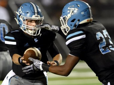 Family matters: Stepbrothers battle in tonight's Mountain Brook vs. Spain Park game